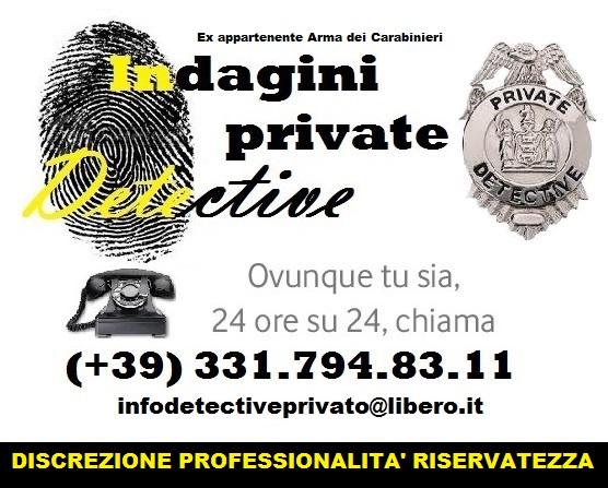 Agenzia investigative - Indagini private